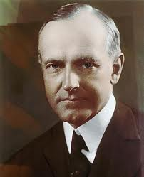 Interview With Calvin Coolidge | Hard Work, Persistence, Progress